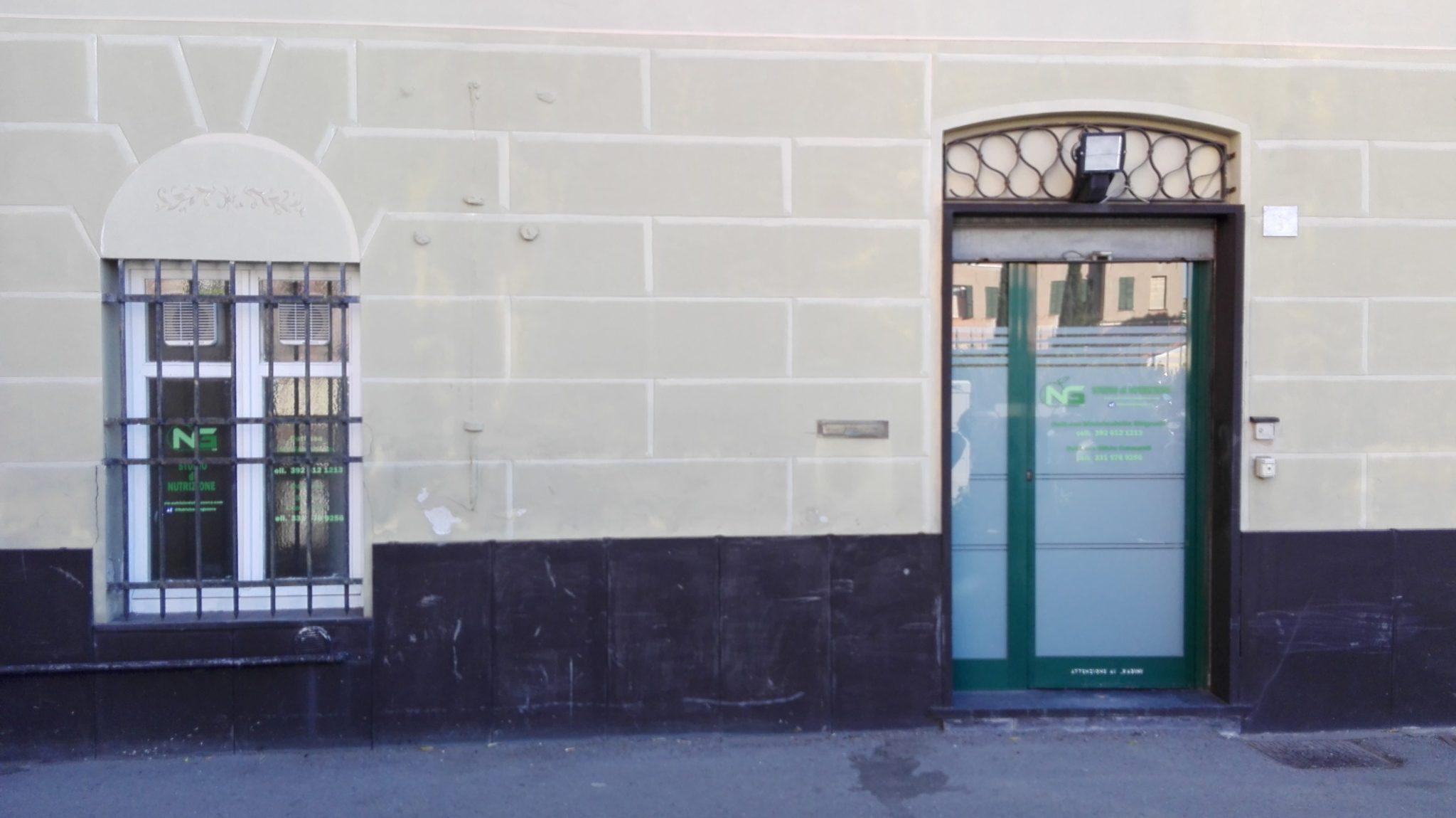 Studio Nutrizionista Genova Nervi