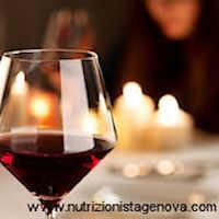 vino - nutrizionista genova