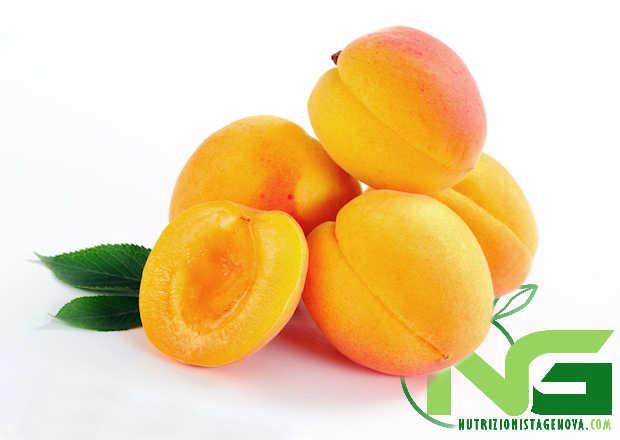Albicocche - super alimenti - nutrizionista genova