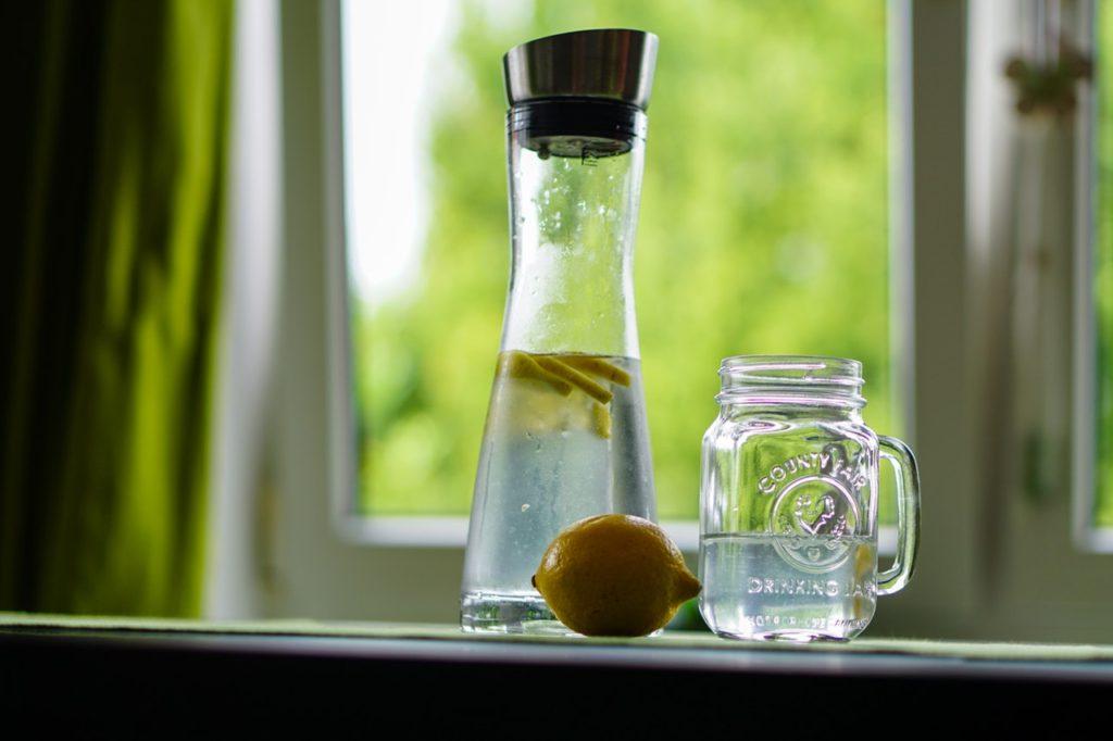 dieta detox - acqua