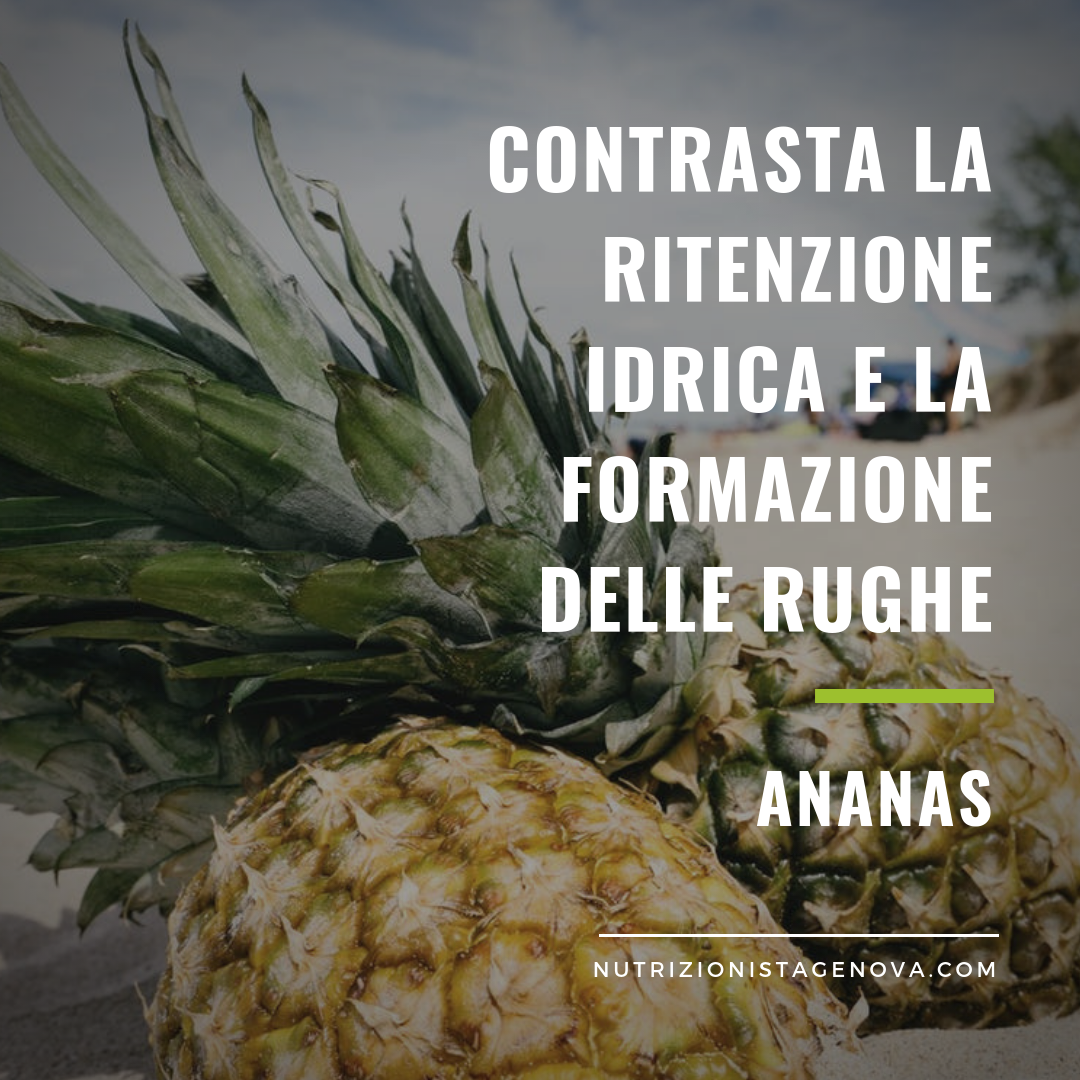 L'ananas fa dimagrire